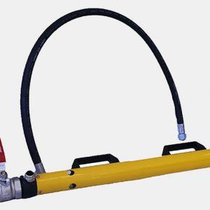 Lancia schiuma bassa espansione autoaspirante (con mixer)