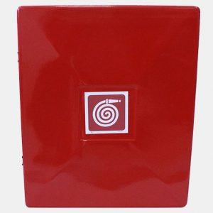 Cassetta porta manichetta in vetroresina